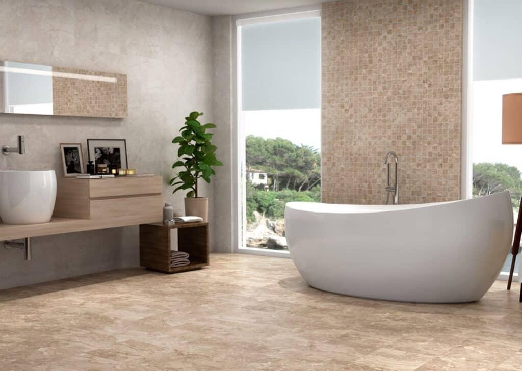 עיצוב הבית עם עבודות גבס וריצוף