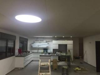 בניית תקרת גבס בבית חדש ועוד עבודות גבס