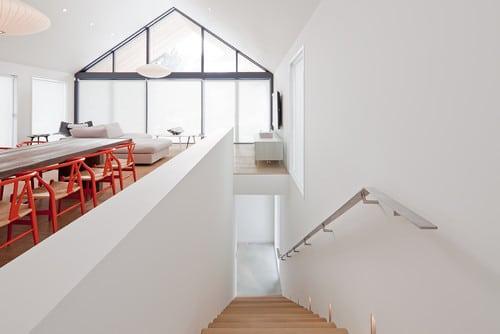 עיצוב בגבס לחלוקת בית ולעיצוב מרשים