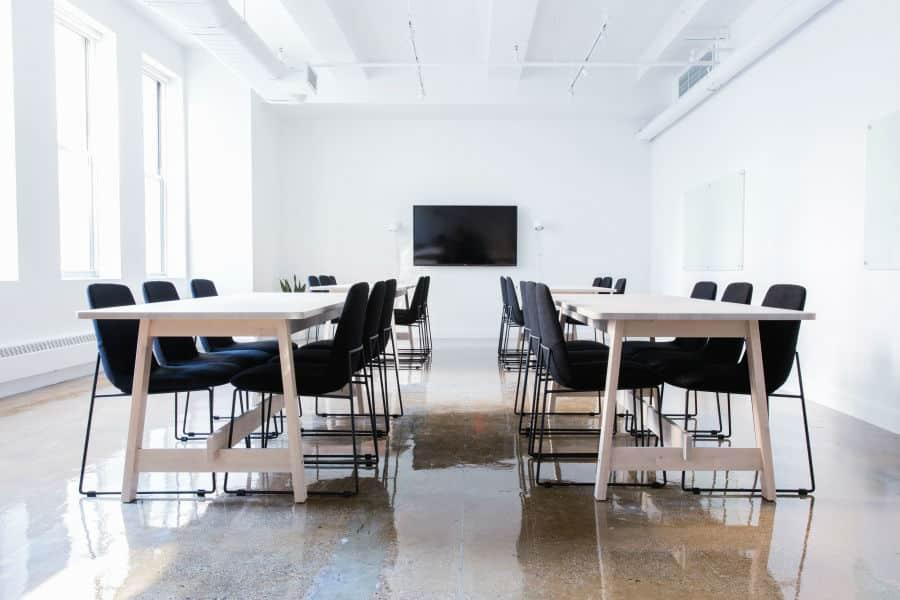 צביעת משרד